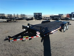 2018 Big Tex Trailers 14ET-20-MR EQUIPMENT TRAILER W/14000# GVWR