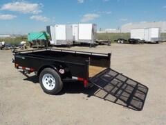 2019 Canada Trailers UT510-3K Single Axle Utility W/2995# GVWR