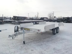 2020 Aluma A8818 ATV TRAILER W/3500# TORSION AXLE