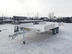 2020 Aluma A8818 ATV TRAILER W/3500# TORSION AXLE