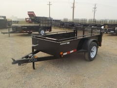 2018 Canada Trailers UT48-3K Single Axle Utility W/2995# GVWR