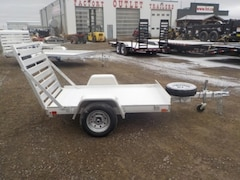 2019 Aluma 486 UTILITY TRAILER W/1200# TORSION AXLE