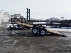 2018 Canada Trailers ETL720-14K POWER-TILT TRAILER W/14000# GVWR