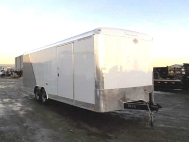 2019 Cargo Mate 8 X 24 CARGO W/5200# AXLES