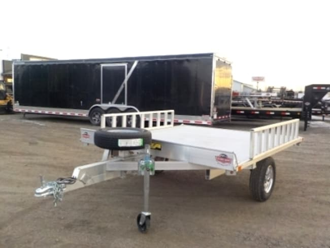 2019 Aluma A888 ATV TRAILER W/2200# TORSION AXLE