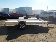 2019 Aluma 7212HSLR UTILITY TRAILER W/3500# TORSION AXLE