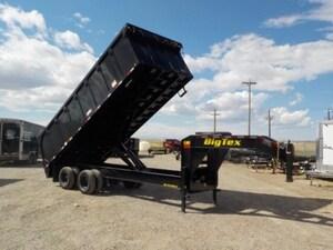 2019 Big Tex Trailers 25DU-20 DUMP W/25900# GVWR