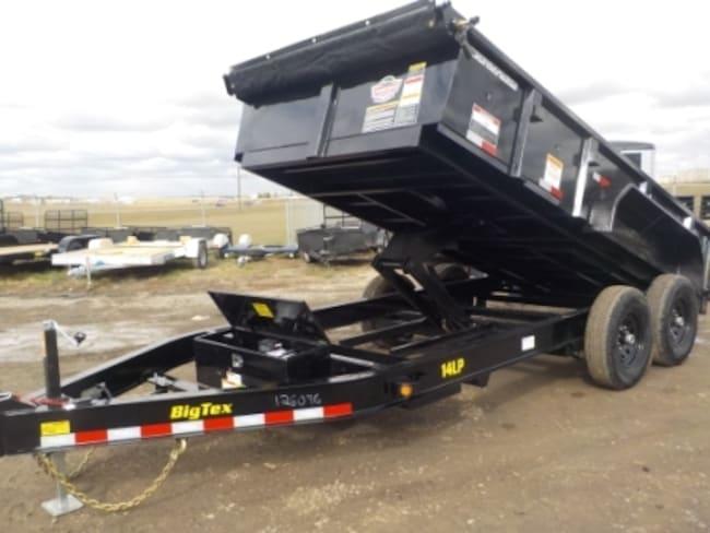 2019 Big Tex Trailers 14LP-14 DUMP W/14000# GVWR