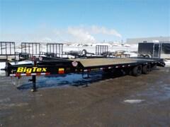 2018 Big Tex Trailers 22PH-25+5MR PINTLE W/23900# GVWR