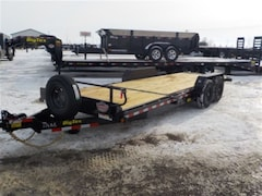 2018 Big Tex Trailers 14TL-22 TILTBED W/14000# GVWR