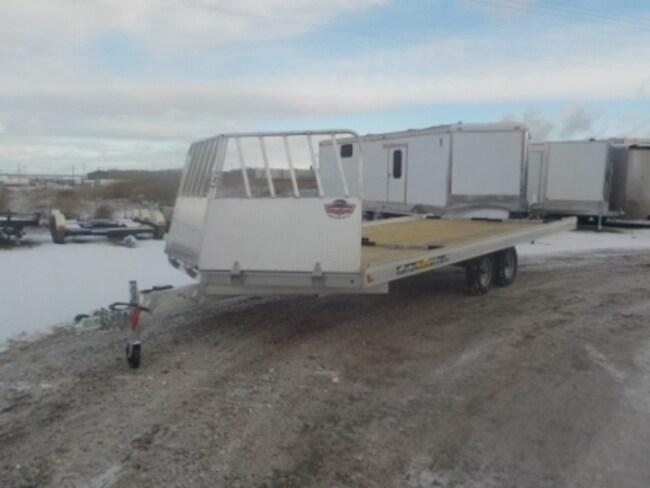 2019 Aluma 8620/13 Snowmobile Trailer W/2200# TORSION AXLE