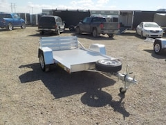 2019 Aluma 638BT UTILITY TRAILER W/2000# TORSION AXLE