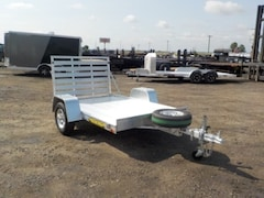 2019 Aluma 638 UTILITY TRAILER W/2000# TORSION AXLE