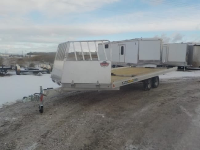 2019 Aluma 8620/13 Snowmobile Trailer W/2200# TORSION AXLE