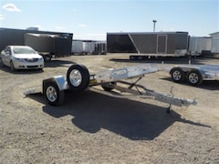 2019 Aluma 7712H TILT UTILITY TRAILER W/3500# TORSION AXLE