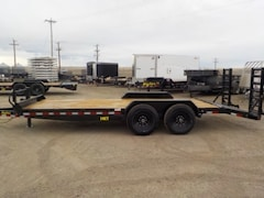 2019 Big Tex Trailers 14ET-20-KR EQUIPMENT TRAILER W/14000# GVWR