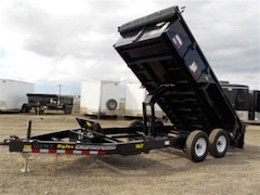 2018 Big Tex Trailers 14LP-14 DUMP W/14000# GVWR
