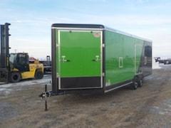 2018 Cargo Mate 8 X 22 CARGO W/5200# AXLES