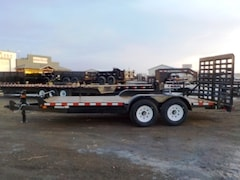 2019 Canada Trailers CE718-14K EQUIPMENT TRAILER W/14000# GVWR