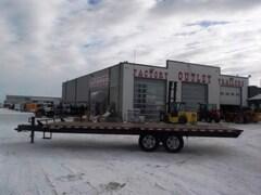 2019 Canada Trailers SD24-14K DECKOVER TRAILER W/14000# GVWR