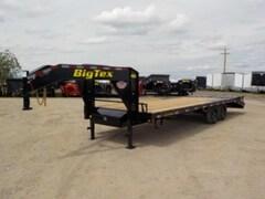 2019 Big Tex Trailers 14GN-20+5MR GOOSENECK W/15900# GVWR