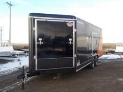 2019 Cargo Mate 8 X 18 CARGO W/5200# AXLES