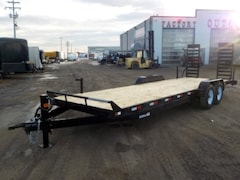 2018 Canada Trailers ES724-14K EQUIPMENT TRAILER W/14000# GVWR