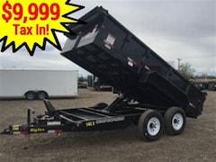2018 Big Tex Trailers 14LX-14 DUMP W/14000# GVWR
