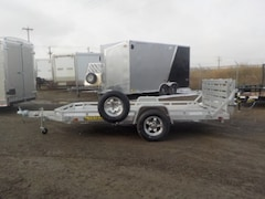 2019 Aluma 7712HBT UTILITY TRAILER W/3500# TORSION AXLE