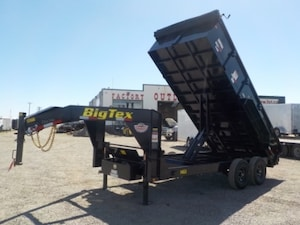 2019 Big Tex Trailers 14GX-16 DUMP W/14000# GVWR