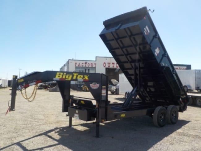 2019 Big Tex Trailers 14GX-16 DUMP W/14000# GVWR