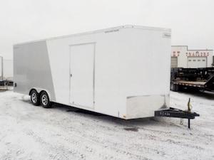 2019 Wells Cargo 8 X 24 CARGO W/5200# AXLES