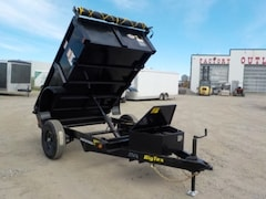 2019 Big Tex Trailers 50SR-08-5WDD DUMP W/5000# GVWR