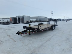 2018 Big Tex Trailers 14ET-20-KR EQUIPMENT TRAILER W/14000# GVWR