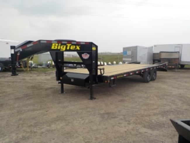 2019 Big Tex Trailers 14GN-20+5 GOOSENECK W/15900# GVWR