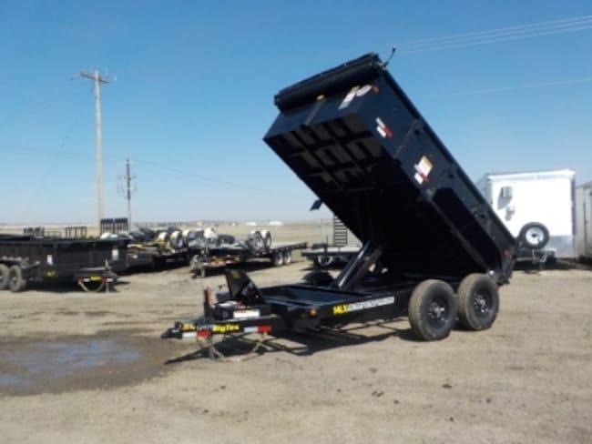 2019 Big Tex Trailers 14LX-12 DUMP W/14000# GVWR