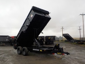 2019 Big Tex Trailers 14LX-16 DUMP W/14000# GVWR