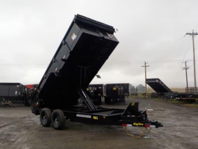 2019 Big Tex Trailers 14LX-16 DUMP W/14000# GVWR