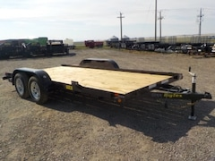 2019 Big Tex Trailers 60CH-16 CAR HAULER W/6000# GVWR
