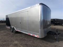 2018 Cargo Mate 8 X 24 W/6000#TORSION AXLE