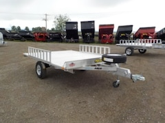2019 Aluma A8810 ATV TRAILER W/2200# TORSION AXLE