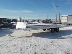 2019 Aluma 8624/15 Snowmobile Trailer W/2200# TORSION AXLE