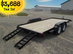 2018 Big Tex Trailers 60CH-16 CAR HAULER W/6000# GVWR