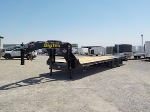 2019 Big Tex Trailers 22GN-25+5MR GOOSENECK W/23900# GVWR
