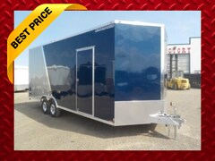 2019 Cargo Mate 8 X 22 W/5200# TORSION AXLE