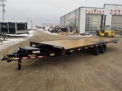 2019 Big Tex Trailers 14OT-24 OVER-THE-AXLE TILT W/14000# GVWR
