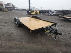 2018 Big Tex Trailers 60CH-16 CAR HAULER W/6000# GVWR