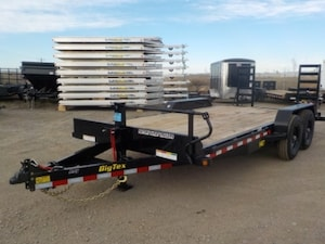 2019 Big Tex Trailers 14ET-18-KR EQUIPMENT TRAILER W/14000# GVWR