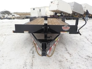 2018 Big Tex Trailers 14ET-24-MR EQUIPMENT TRAILER W/14000# GVWR