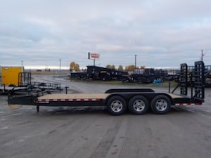 2018 Canada Trailers CE722-21KTR EQUIPMENT TRAILER W/21000# GVWR